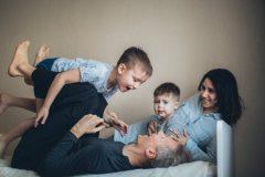 Ką reiškia būti tėvais pandemijos metu