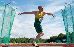 """Europos jaunimo čempionu tapęs Mykolas Alekna: """"Vadovavausi tėčio patarimu"""""""
