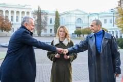 "Startavo Prezidento globojama iniciatyva ""Lietuvos galia"""