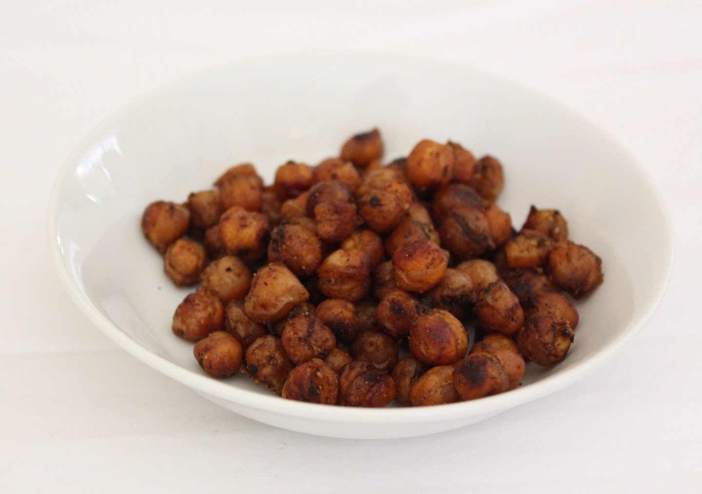 Balsamic Roasted Chickpeas