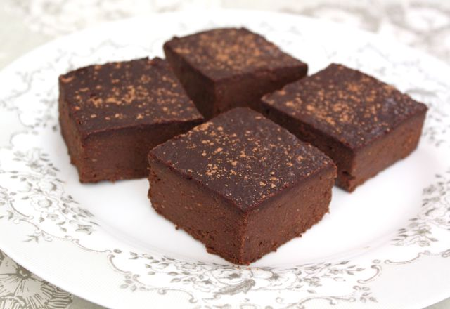 Sweet Potato Brownies (grain-free, gluten-free, sugar-free, dairy-free)