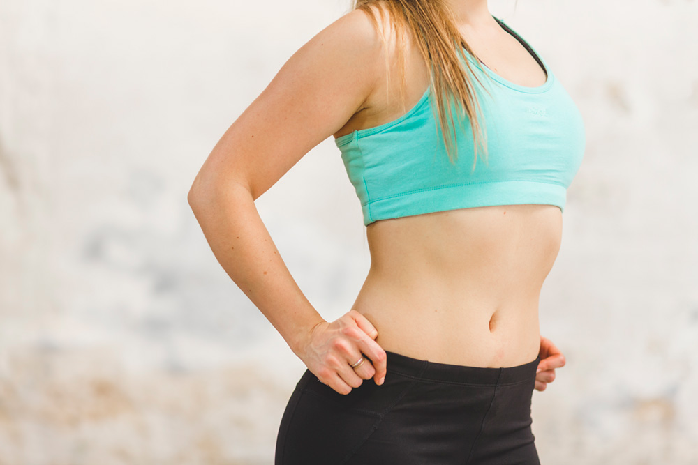 Top 5 Tips for a Flatter Tummy