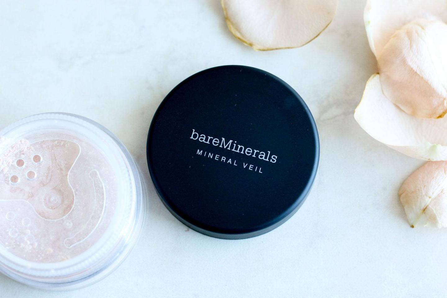 BareMinerals Mineral Veil Powder Review