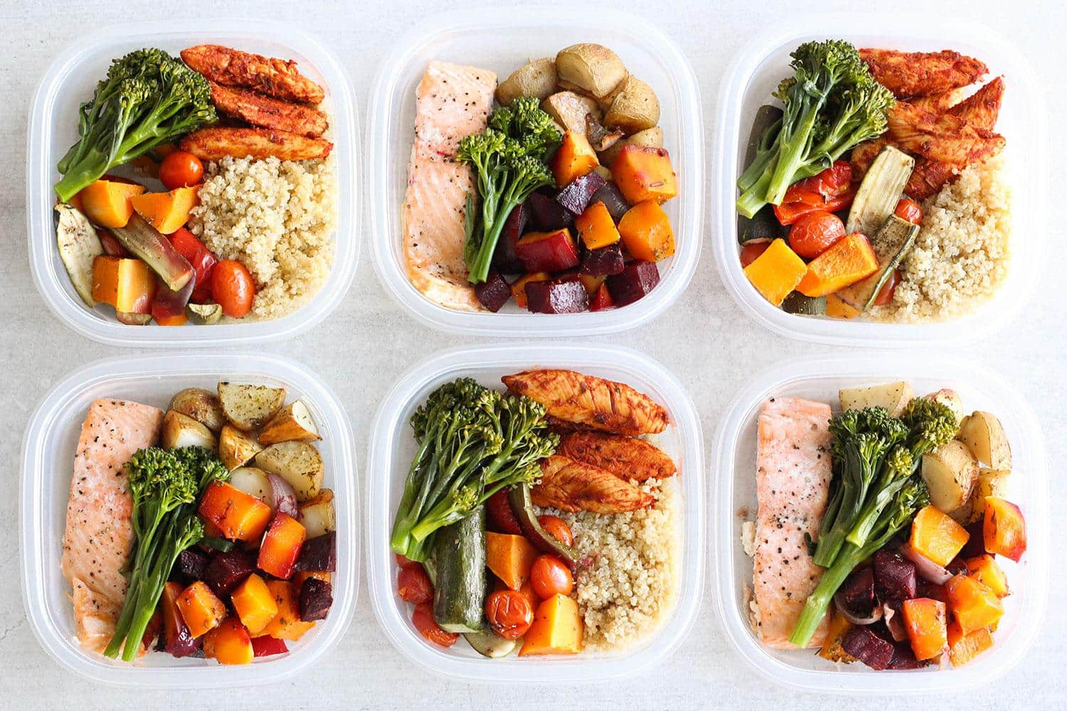 Weight Loss Meal Prep For Women 1 Week In 1 Hour Liezl