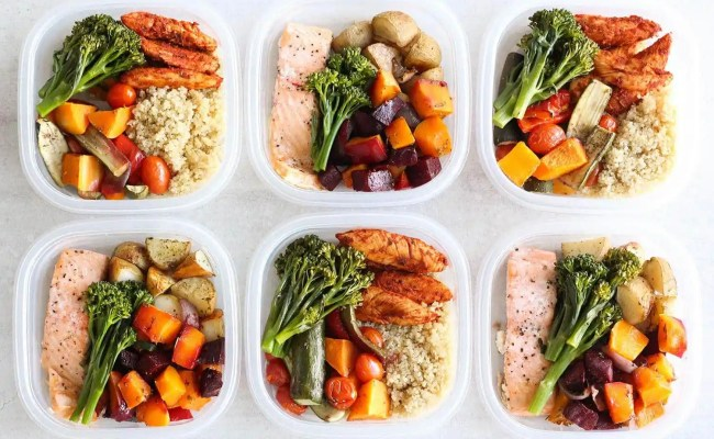 Weight Loss Meal Prep For Women 1 Week In 1 Hour Liezl Jayne