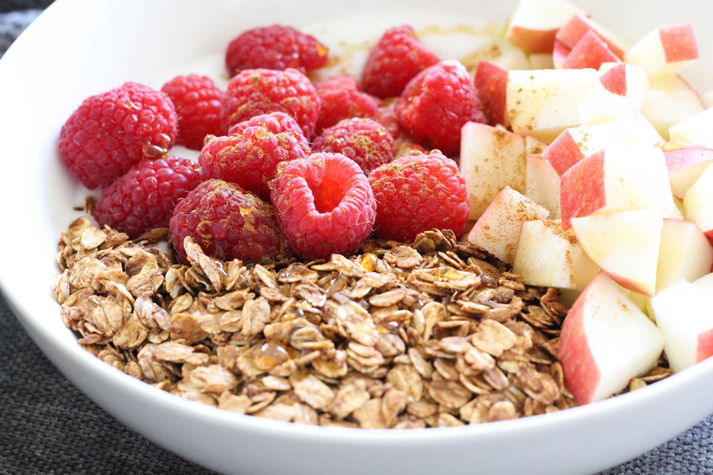 TOASTED OATS GRANOLA CEREAL (gluten-free, dairy-free, sugar-free)