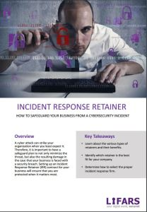 Incident Response Retainer Whitepaper by LIFARS