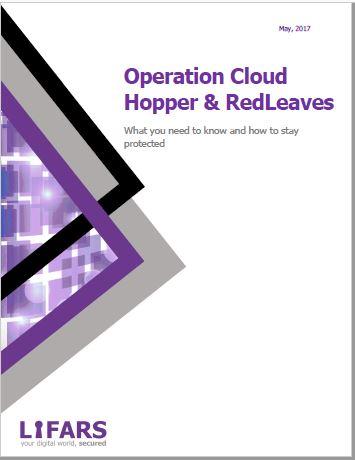 APT10 Cloud Hopper Guide by LIFARS