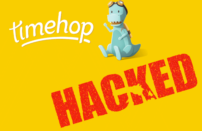 timehop hacked - Data Breach Hits Timehop, Compromises 21 Million Users' Data