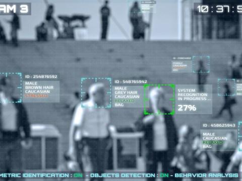 Live Facial Recognition Cameras Across London