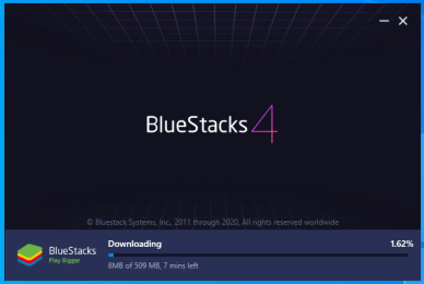 BlueStacks4 Installer