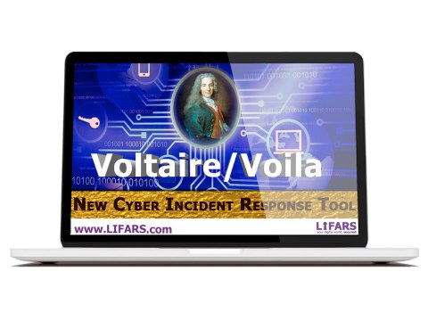 Voltaire – New Tool for Cyber Incident Response from LIFARS