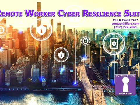 Innovative Remote Worker Cyber Resilience Suite