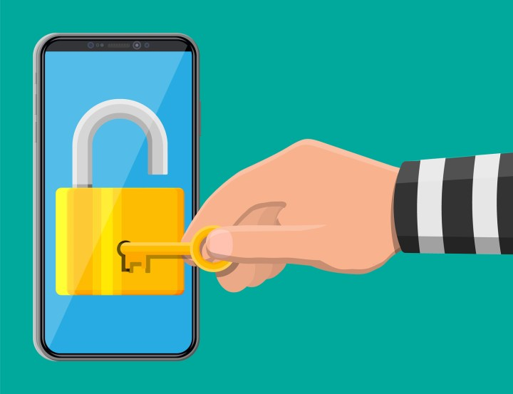 Man in the middle attacks in Mobile Devices