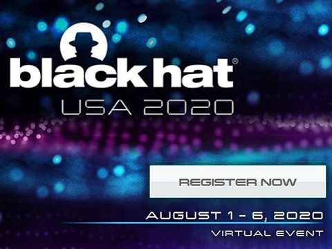 Black Hat USA 2020 cyber security events