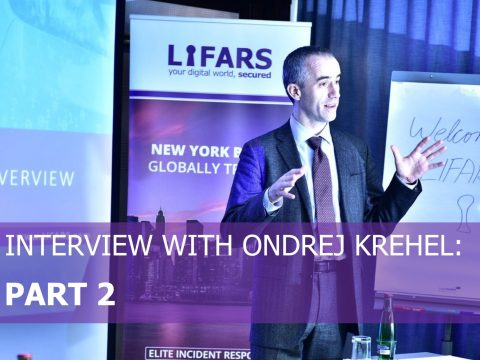 Interview With Ondrej Krehel Part 2