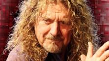 Nýleg mynd af Robert Plant