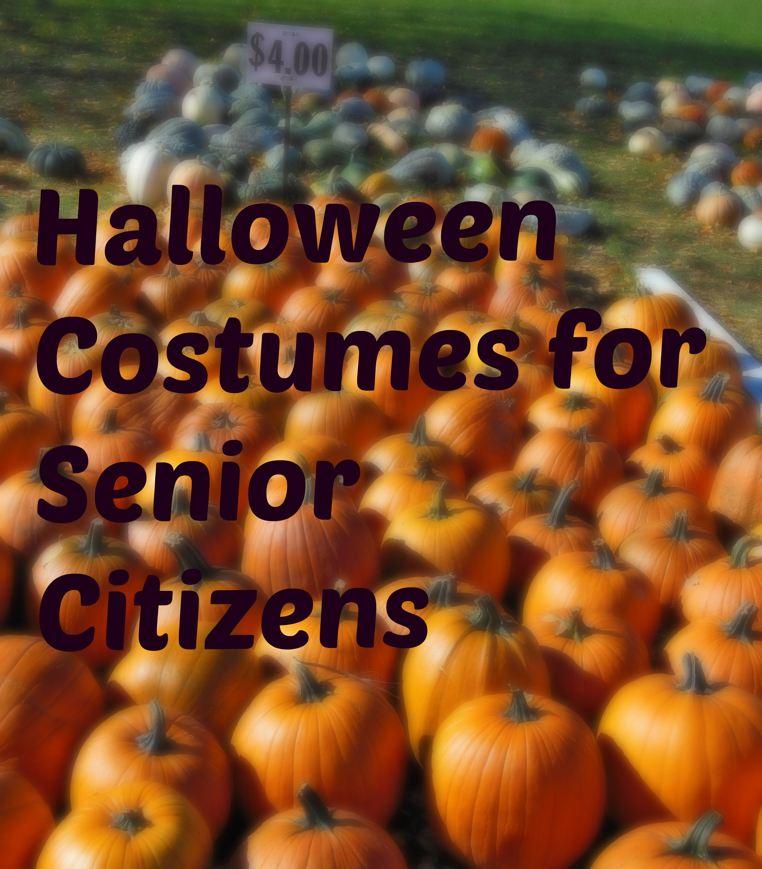 Fun Halloween Costumes For Senior Citizenslife After 60