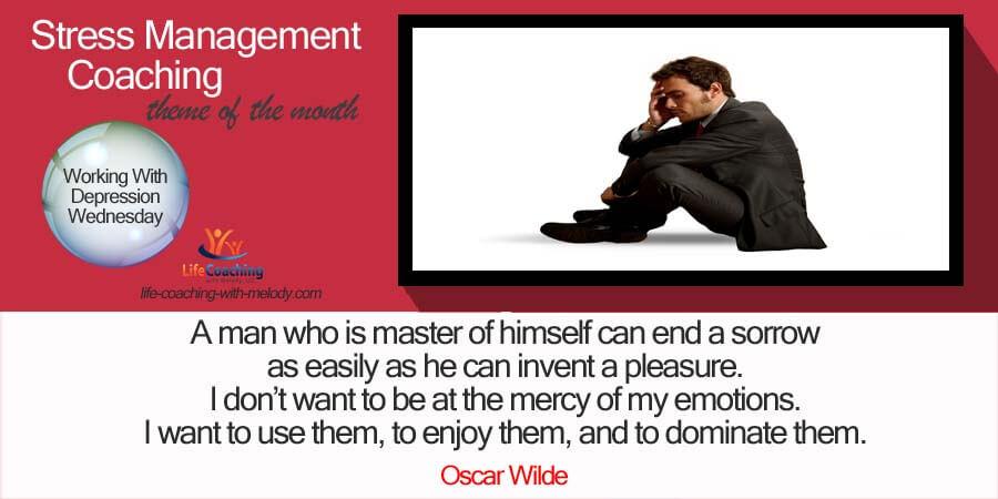 Depression In Stress Management