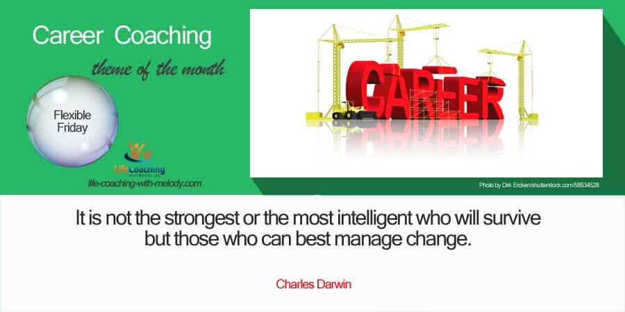 How are you embracing change in your career?