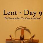 Lent 2021 Day 9