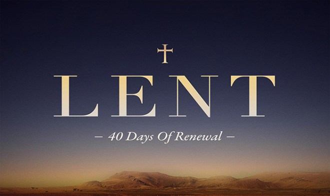 Lent 2021 Day 40