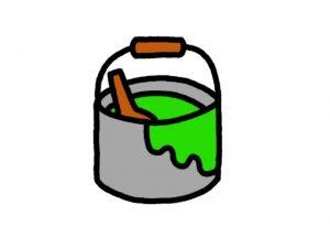【ペンキを落とす方法】洋服や木に付いたペンキの落とし方【水性・油性・乾いたペンキ】