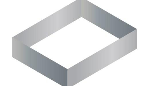 【セルクルの代用】代用品(クリアファイル、アルミホイルなど)と使い方を紹介!