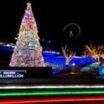 相模湖イルミネーション2017-2018