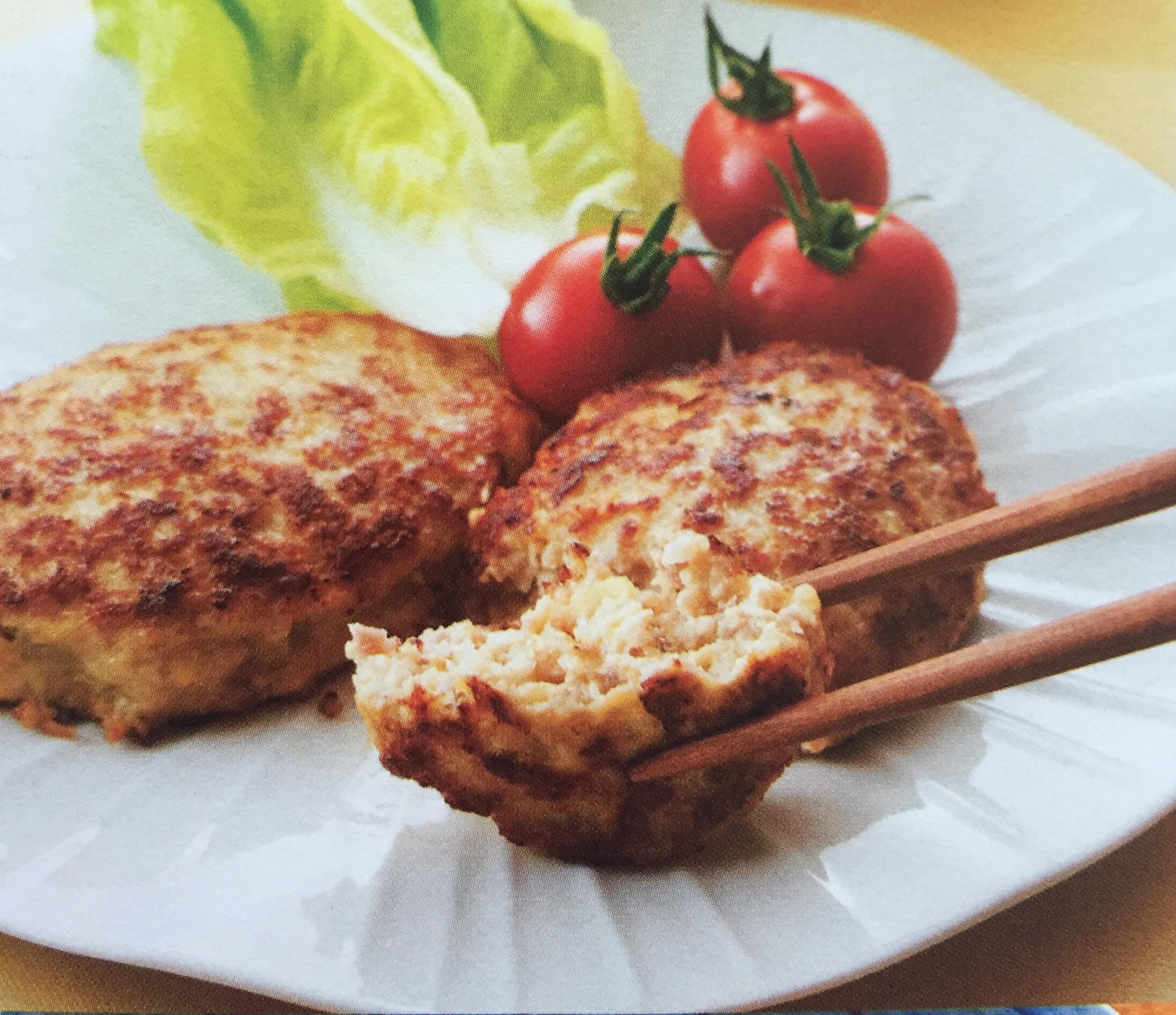 「ẩm thực nhật」THỊT GÀ NƯỚNG CHẢ