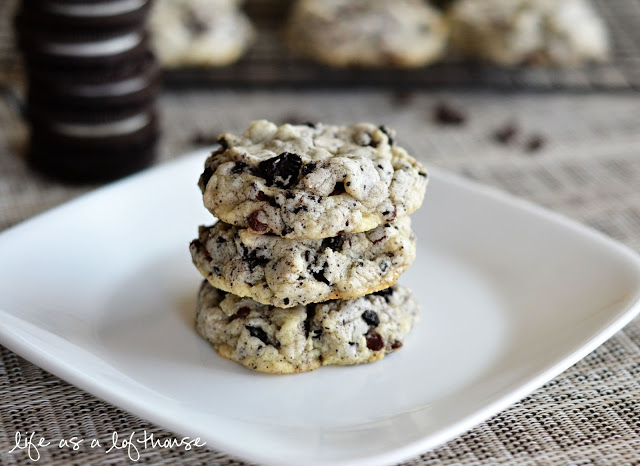 Oreo Cheesecake Cookies  Life In The Lofthouse
