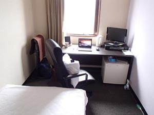 ミニマリスト ホテル