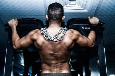 筋肉の肥大