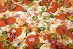ピザ・脂質