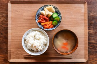 GI値を意識した和食