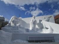 札幌雪まつり 食の広場ではどんな屋台が?グルメで人気なのは?