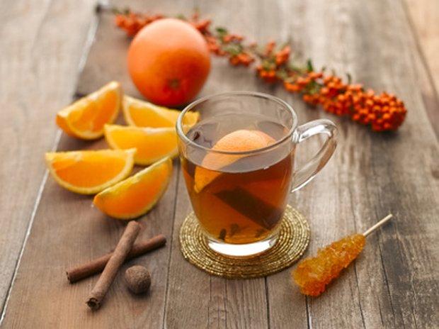 Глинтвейн. 5 традиционных зимних напитков.