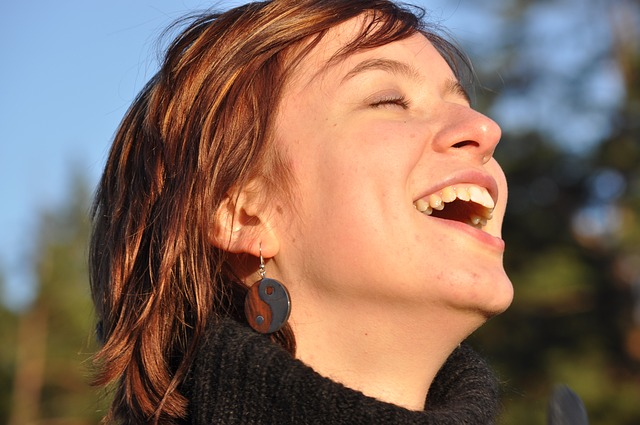 How laughing can protect you from the effects of stress.