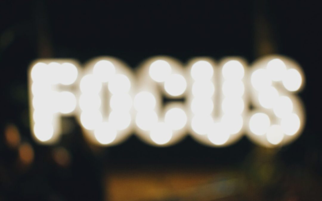 Why you might be finding it hard to focus