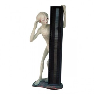 Alien Cd-Rack-Life-Like-Model