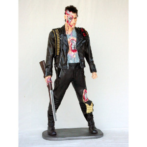 Destroyer 3D Realistic Life Size Figure