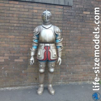 Knight 3D Realistic Lifesize Figure