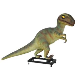 Realistic Models Sculpture Life Sized Model Life Size Replica statue cars Replica Models Dinosaurs life size figurines Albashed Alba shed Baby T Rex 1593-alba-shed-dinosaurs-direct-lifesize-models-wales