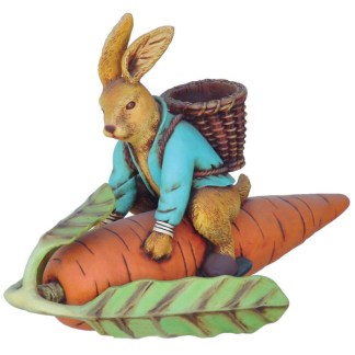 Rabbit Flying-Lifesize-Childrens-Model