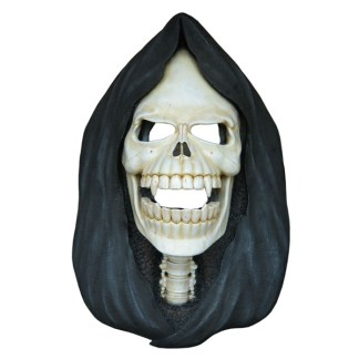 Soul Taker Skull Mask 3D Realistic Wall Decor