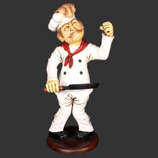 Pancake Chef Counter Top 3D Retail Model