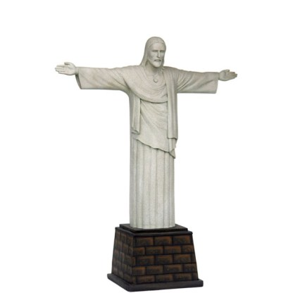 Christ The Redeemer 7ft 3D Realistic Statue