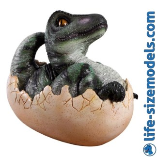 Baby T Rex Hatching Model