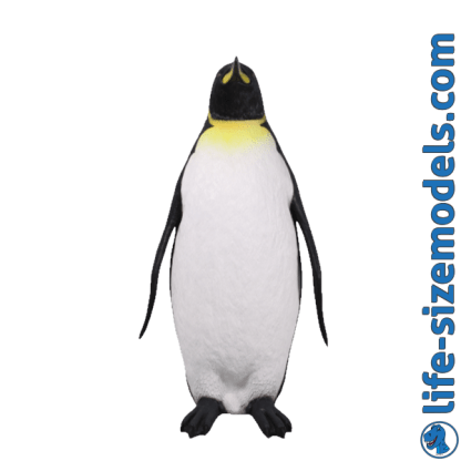 King Penguin 6ft Figure 3D Realistic Lifesize Model