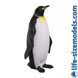 King Penguin 6ft Figure